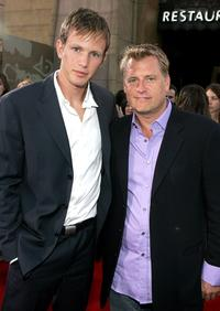 Kip Pardue and Joe Simpson at the Los Angeles premiere of