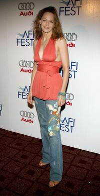 Katy Selverstone at the screening of