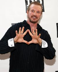 Diamond Dallas Page at the Do Something Awards and official pre-party for the 2008 Teen Choice Awards.