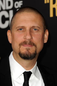 Director David Ayer at the California premiere of
