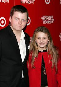 Spencer Breslin and Abigail Breslin at the world premiere of