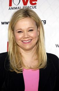 Caroline Rhea at the 3rd Annual Bow-Wow-Ween.