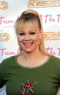 Caroline Rhea at the Cracked Xmas 8 benefiting the Trevor Project.
