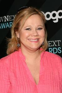 Caroline Rhea at the 2008 NewNowNext Awards.