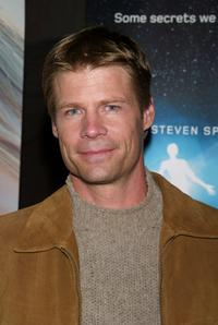 Joel Gretsch at the New York premiere of