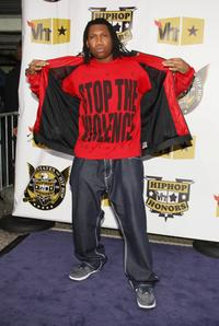 KRS-One at the 2008 VH1 Hip Hop Honors.