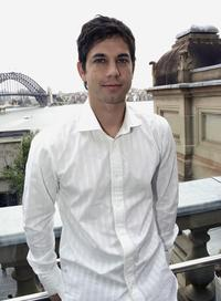 Adam Garcia at the Lexus Inside the Film Awards nominee announcement.