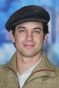 Adam Garcia at the German premiere of