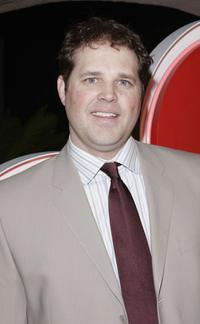 David Denman at the NBC TCA Party.