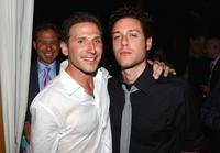Mark Feuerstein and Paulo Costanzo at the Hamptons and Gotham Magazine's Summer Celebration.