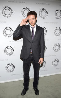 Paulo Costanzo at the Paley Center for
