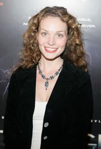 Lisa Brenner at the premiere of
