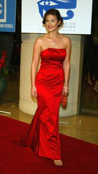 Susan Ward at the 17th Annual American Cinematheque Award Honoring Denzel Washington.