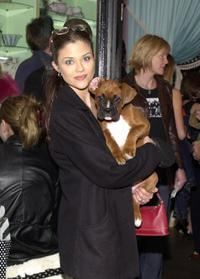 Susan Ward at the launch party of Fifi and Romeo Boutique.