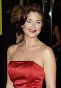 Susan Ward at the 17th Annual American Cinematheque Awards honoring Denzel Washington.