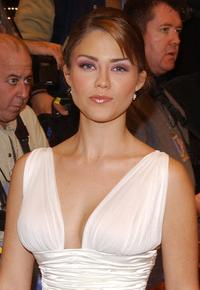 Susan Ward at the premiere of