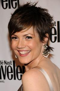 Zoe McLellan at the Conde Nast Traveler 8th Annual Hot List party.