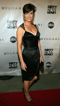 Zoe McLellan at the premiere of
