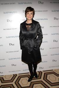 Zoe McLellan at the New York premiere of