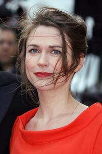 Marie-Josee Croze at the premiere of