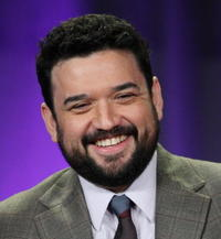 Horatio Sanz at the 2009 Winter Television Critics Association Press Tour.