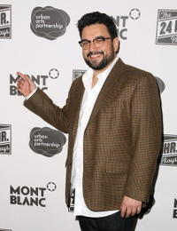Horatio Sanz at the after party for opening night of the 8th Annual 24 Hour Plays on Broadway presented by Montblanc.