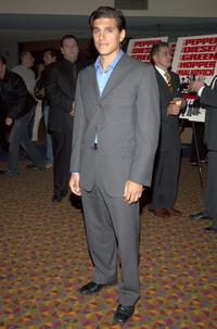 Andrew Davoli at the premiere of