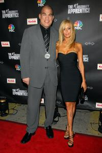 Tito Ortiz and Jenna Jameson at the