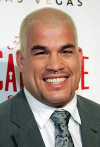 Tito Ortiz at the Grand Opening of