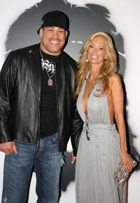 Tito Ortiz and Jenna Jameson at the world premiere of