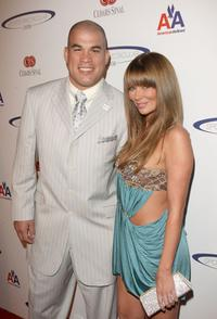 Tito Ortiz and Jenna Jameson at the Cedars Sinai Medical Center's 24th Annual Sports Spectacular.