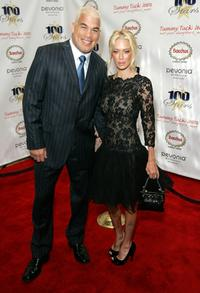 Tito Ortiz and Jenna Jameson at the 18th Annual Night of 100 Stars Gala.