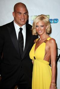 Tito Ortiz and Jenna Jameson at the 17th Annual Night of 100 Stars Oscar Gala.