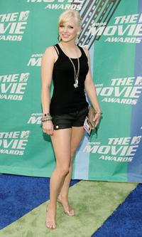 Anna Faris at the 2006 MTV Movie Awards.