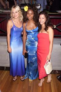 Anna Faris, Regina Hall, Andrea Nemeth at the after party of the New York premiere of