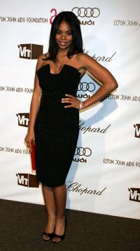 Regina Hall at the 14th Annual Elton John Academy Awards viewing party.