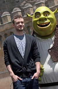 Justin Timberlake at the photocall of