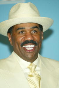 Steve Harvey at the BET Awards 05.