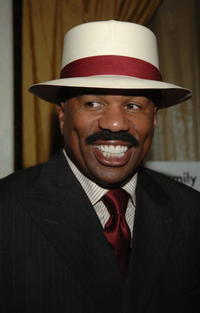 Steve Harvey at the 9th Annual Families Matter Benefit and Celebration.
