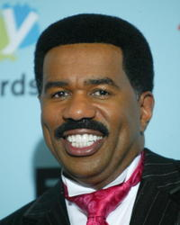 Steve Harvey at the 2005 BET Awards.