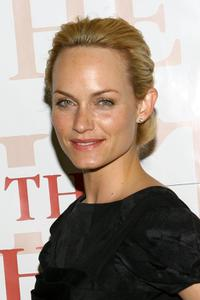 Amber Valletta at the The White House Projects 2006 EPIC Awards.