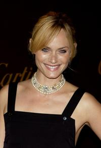 Amber Valletta at the re-opening and 25th anniversary of Cartier Beverly Hills.