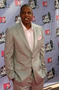 Jay-Z at the 2007 MTV Movie Awards.