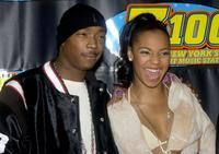 Ja Rule and Ashanti at the