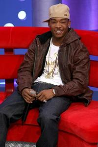 Ja Rule at the taping of BET 106 & Park.