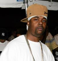 Memphis Bleek at the after party of Jay-Z concert to celebrate the 10th anniversary Jay-Z's first album.
