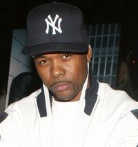 Memphis Bleek at the premiere of