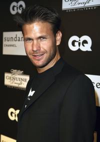 Matthew Davis at the Sundance Channel, GQ Magazine and Miller Genuine Draft celebrating the launch of