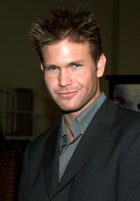 Matthew Davis at the screening of