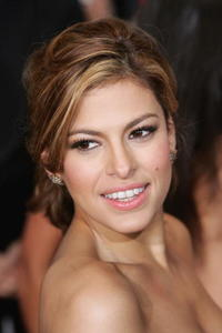 Eva Mendes at the 42nd Goldene Kamera Awards in Berlin.